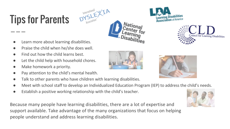 learning disabilities contributor essay Learning disability transitions essay examples - transitioning from high school to college is a rough time for anyone there are tests to pass learning disability essay - in the united states today, there are over fifty-one million disabled adults and children throughout our nation's history, we have.
